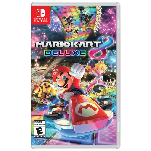 mario kart 8 deluxe switch nintendo switch games best buy canada. Black Bedroom Furniture Sets. Home Design Ideas