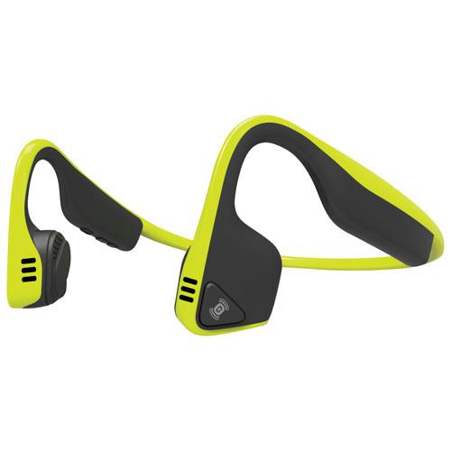 AfterShokz Trekz Titanium On-Ear Bone Conduction Wireless Headphones (AS600G) - Green