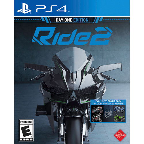 Ride 2: Launch Edition (PlayStation 4)