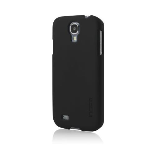 Incipio Fitted Hard Shell Case for Samsung Galaxy S4 - Obsidian Black