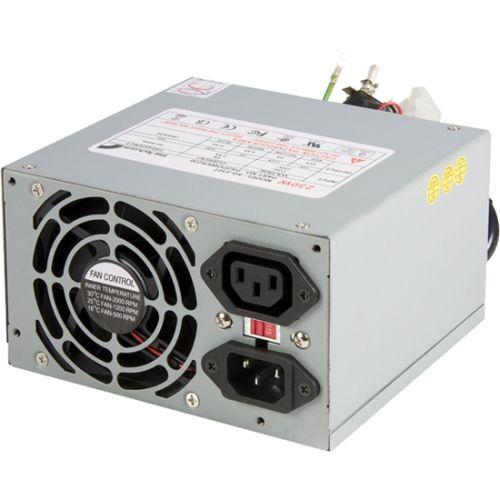 StarTech Computer Power supply ( internal ) - PS/2 - AT - AC 115/230 V - 230 Watt - 7 output connector(s)