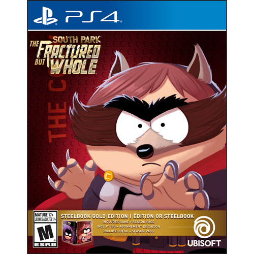 South Park: The Fractured But Whole Gold Edition (PS4)
