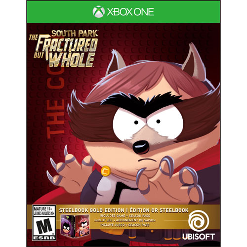 South Park : The Fractured But Whole Gold Edition (Xbox One)