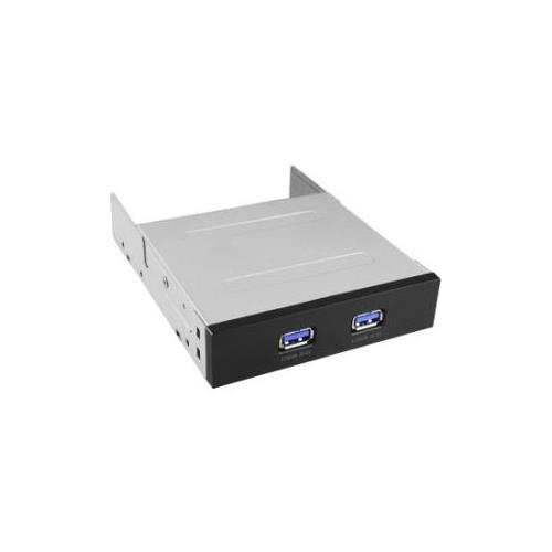 Vantec 2-Port USB 3.0 Front Panel