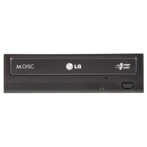 "LG (BLACK) GH24NSC0 24X ""SATA"" DVD-RW"
