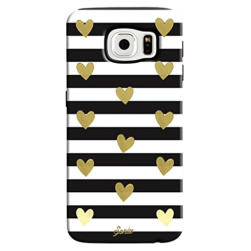 Miscellaneous Fitted Hard Shell Case for Samsung Galaxy S6 - Black