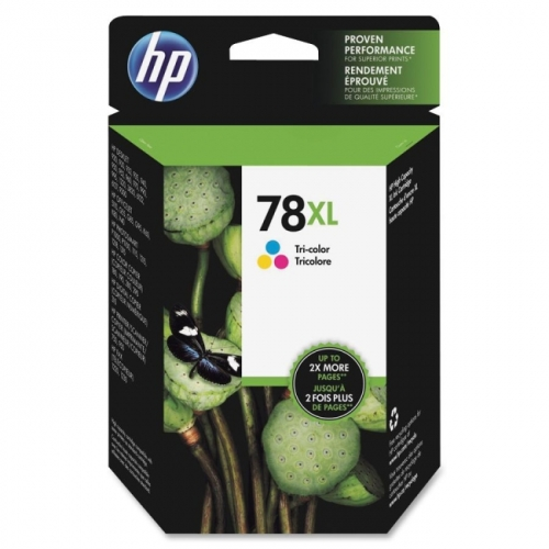 HP 78XL Tri-Color Ink Cartridge