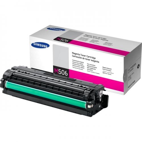 Samsung CLT-M506S Toner Cartridge - Magenta