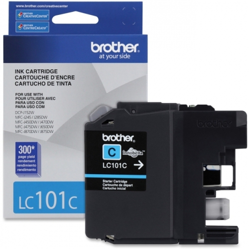 Brother Innobella LC101CS Ink Cartridge - Cyan