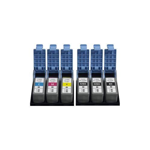 Canon LUCIA Magenta Ink Tank For IPF 500, 600 and 700 Printers