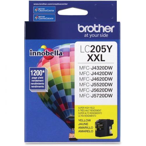 Brother Innobella LC205YS Ink Cartridge - Yellow
