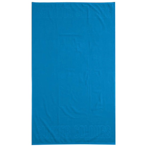 Graccioza Summer 2-Piece Beach Towel - Blue