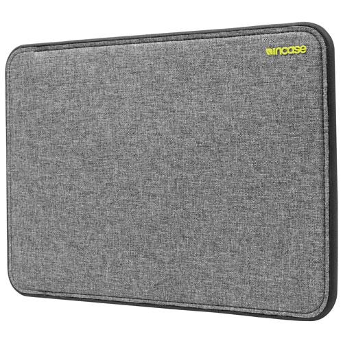 Étui ICON d'Incase pour MacBook Pro de 13 po avec écran Retina (CL60647) - Gris chiné - Noir