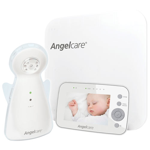 """Angelcare 3.5"""" Video Baby Monitor (AC1300)"""