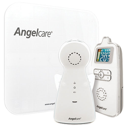 Système de surveillance de bébé à détection de mouvements d'Angelcare (AC403-1PU)