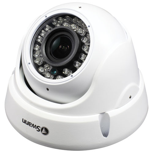 Swann Wired Indoor/Outdoor 1080p Add-On Security Camera - White