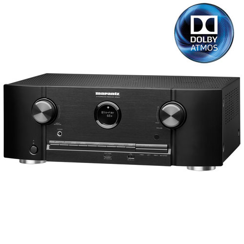 Marantz SR5011 7.2 Channel Dolby Atmos 4K Ultra HD Network AV Receiver