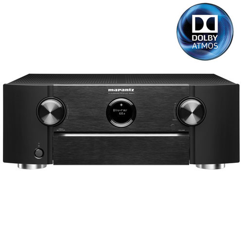 Marantz SR6011 110W 9.2 Channel Dolby Atmos Ready AV Receiver