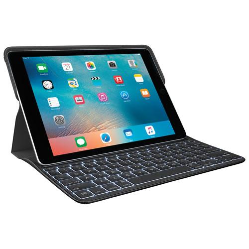 """Logi CREATE iPad Pro 9.7"""" Keyboard Case - Black - English"""