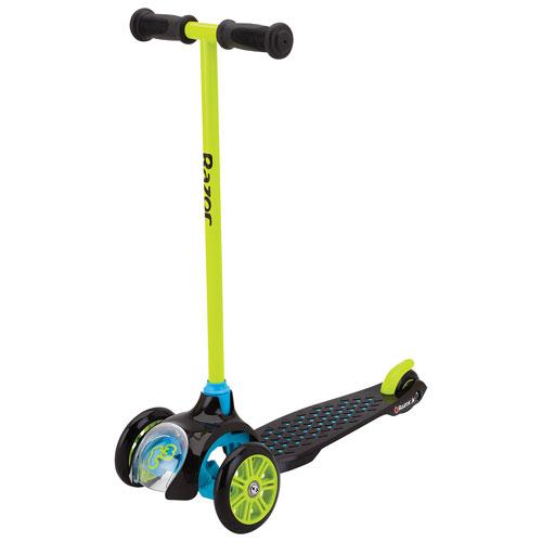 Razor T3 Kick Scooter - Green