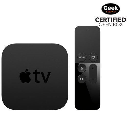 Apple TV 32 Go 4e génération - Boîte ouverte