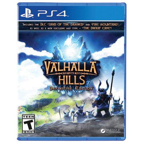 Valhalla Hills (PS4) - Anglais