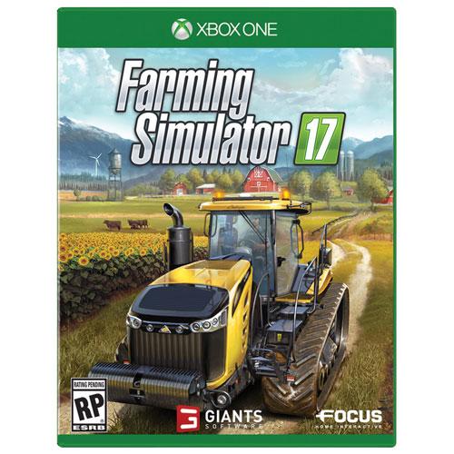 Farming Simulator 17 (Xbox One)