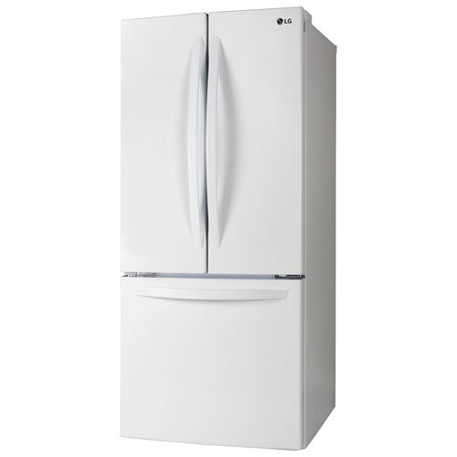 Ft. 3 Door French Door Refrigerator (LFNS22520W
