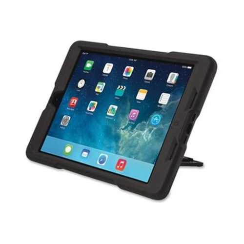 Kensington BlackBelt 2nd Degree Rugged Case for iPad Air - Black
