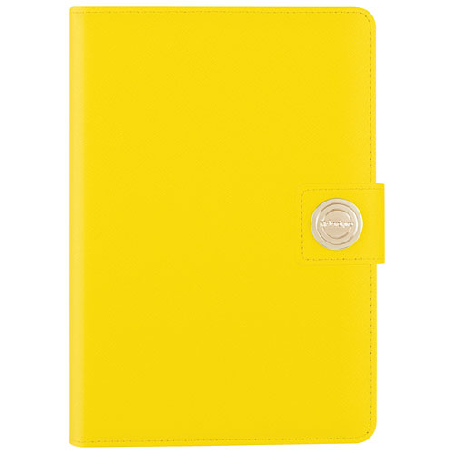 "Catherine Malandrino Spade 9"" to 10"" Universal Tablet Case - Yellow"