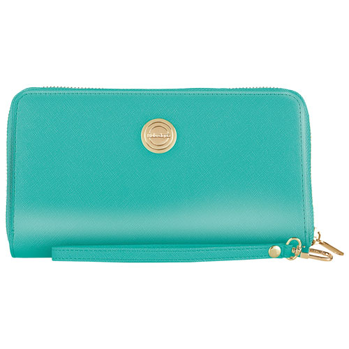 Catherine Malandrino Spade Universal Smartphone Wristlet - Turquoise