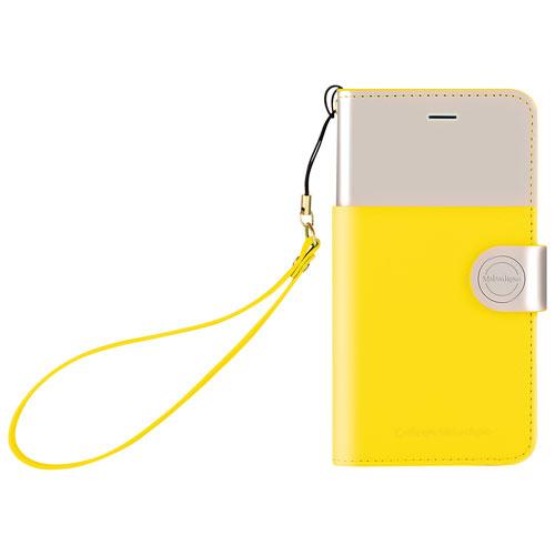 Catherine Malandrino iPhone 6/6s Wristlet - Yellow