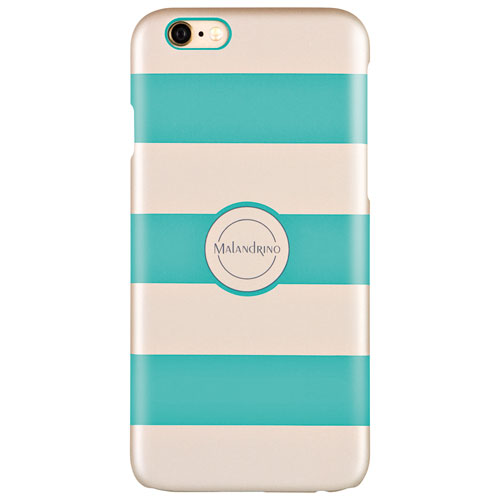 Catherine Malandrino iPhone 6/6s Fitted Hard Shell Case - Turquoise