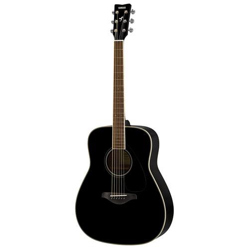 Guitare acoustique FG820 de Yamaha - Noir