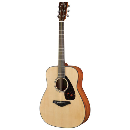 yamaha fg800 acoustic guitar matte natural acoustic guitars best buy canada. Black Bedroom Furniture Sets. Home Design Ideas