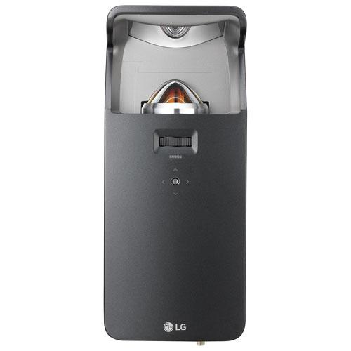 Projecteur de cinéma maison à focale ultracourte à DEL de LG (PF1000U. ACC)