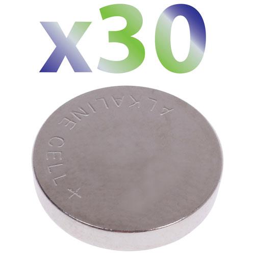 Exian 1.5V SR54 Battery (IB025-PK30) - 30 Pack
