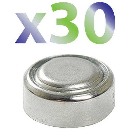 Exian 1.5V SR41 Battery (IB026-PK30) - 30 Pack