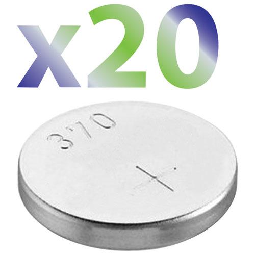 Pile 1,5 V SR69 d'Exian (IB021-PK20) - Paquet de 20