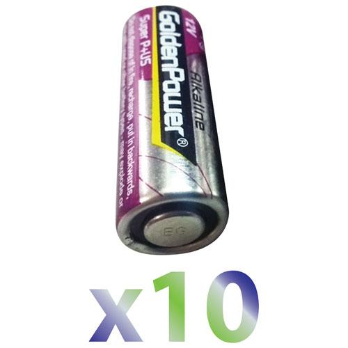 Exian 12V A27 Battery (IB018-PK10) - 10 Pack
