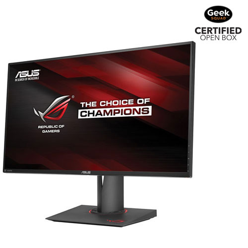 "Asus 27"" 1080p HD 4ms GTG IPS LED Monitor (PG279Q) - Open Box"