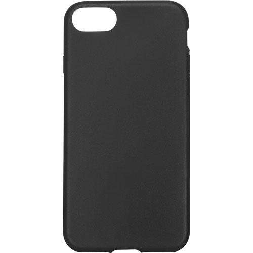 Insignia iPhone 7/8 Fitted Soft Shell - Black