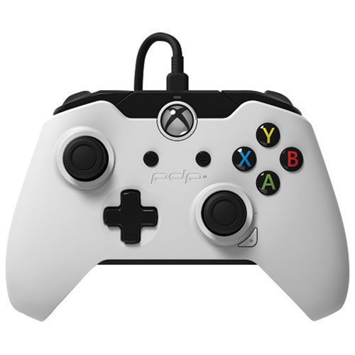 Xbox One Wired Controller - White