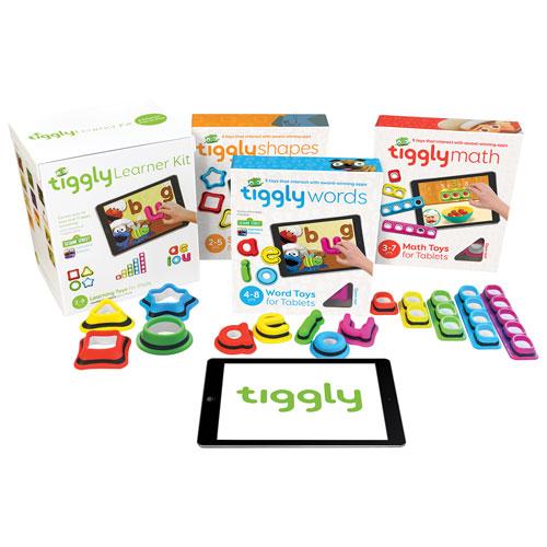 Trousse d'apprentissage de Tiggly pour iPad