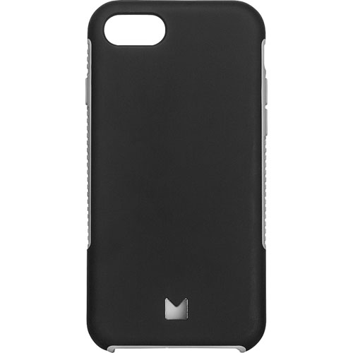 Modal iPhone 7/8 Fitted Hard Shell Case - Black/Grey