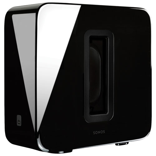Sonos Sub Wireless Subwoofer - Black SUBG1US1BLK