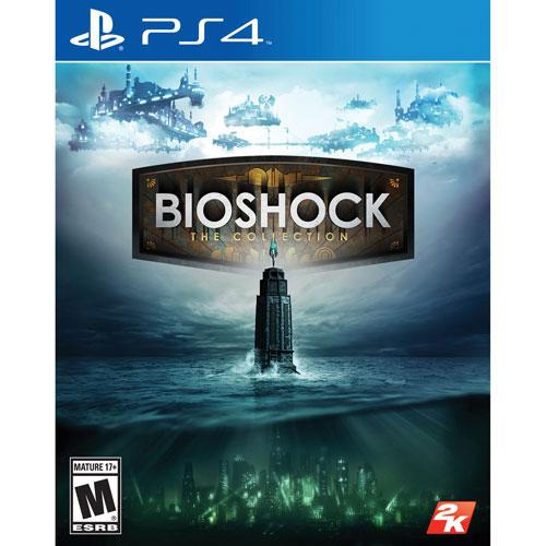 Bioshock: The Collection (PS4) - Jeu usagé