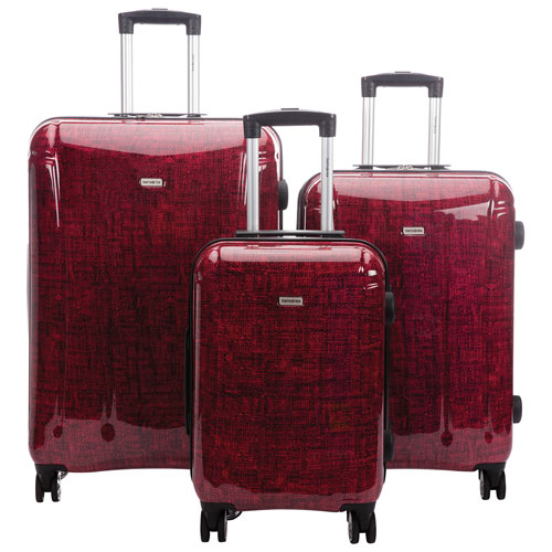 best luggage sets samsonite carbon 3 luggage set black luggage 13126