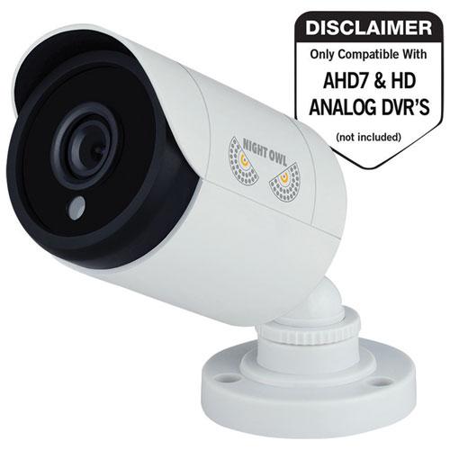 Night Owl 1080p FHD Add-On Bullet Camera (CAN-CAM-HDA10W-BU)