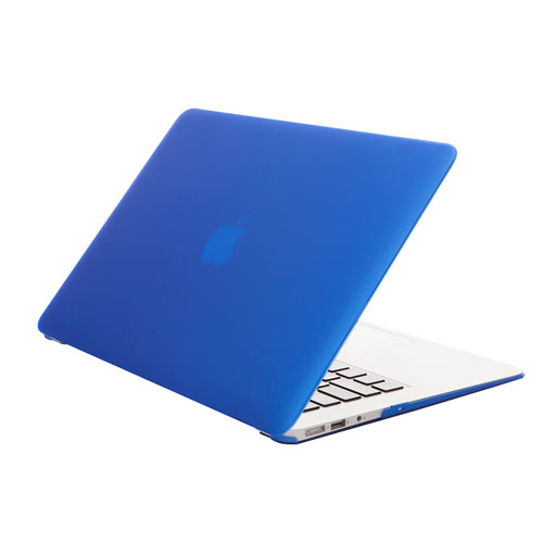 "Insignia 13"" MacBook Air Hard Shell Case (NS-MMA13L-C) - Blue"